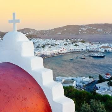 Mykonos Greece Mediterranean Destination