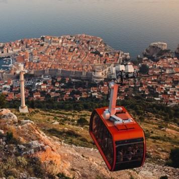 Dubrovnik Croatia Destination Mediterranean