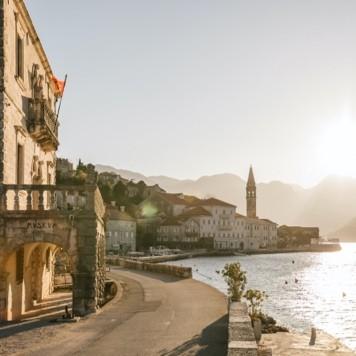 Kotor Montenegro Destination Mediterranean