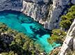 Thumbnail of ocean and rocks at Calanque d'En-Vau, Marseille