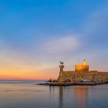 Rhodes Mediterranean Destinations