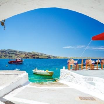 Corfu Greece Destinations Ports